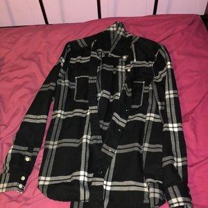 Jackets & Blazers - flannel